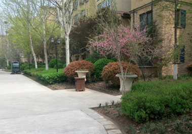 【绿地璀璨天城2号楼】小户型采暖公寓地暖系统施工安装现场