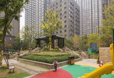 【绿地璀璨天城2号楼】郑州普通住宅地暖家庭采暖系统设计施工