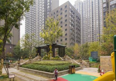 【金锣湾祈福园3号楼】家庭采暖平层住宅地暖系统施工现场
