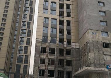 【中林嘉园3号楼】河南住宅地暖系统家庭采暖施工安装现场图集