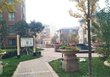 【鑫苑世家7号楼】住宅地暖家庭采暖系统设计施工现场