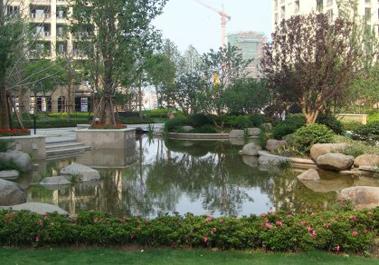 【京广家园二期14号楼】郑州市住宅地暖家庭采暖系统施工现场
