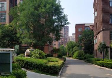 【莱蒙郡6号楼】河南省住宅供暖家庭采暖地暖系统施工现场