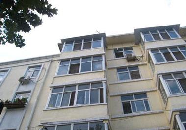 【郑州市七院家属院5号楼】住宅地暖系统家庭采暖施工案例