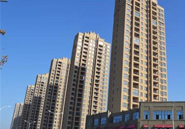 【雁鸣社区西院1号楼】河南居民住宅采暖系统地暖施工安装实拍